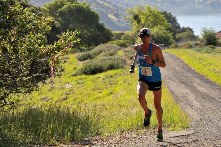 Jim Walmsley - 2018 Lake Sonoma 50 Mile
