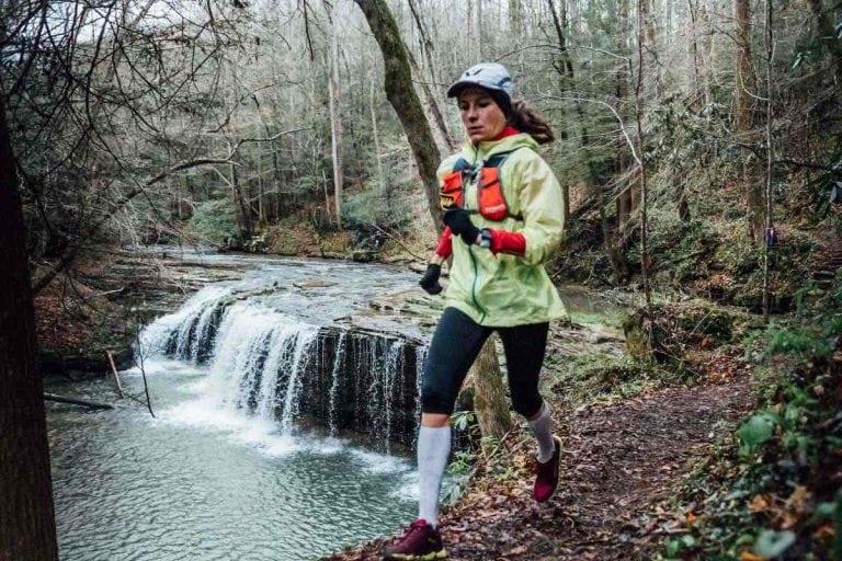 Justyna Mudy-Mader - 2018 Yamacraw 50k champion