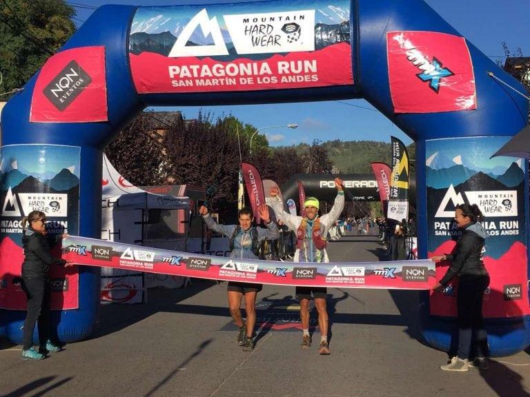 Maxi Lopez and Gustavo Reyes - 2018 Patagonia Run 100 Mile champions