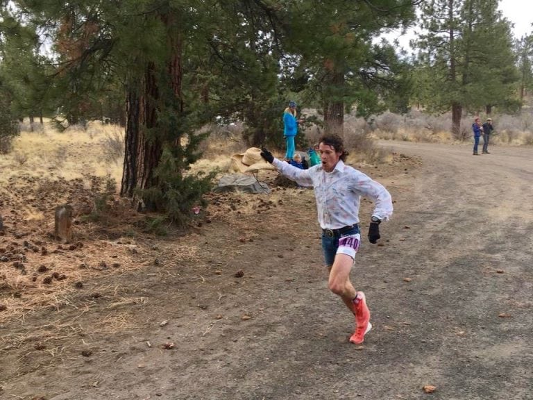 Max King - 2018 Horse Butte 10 Mile champion
