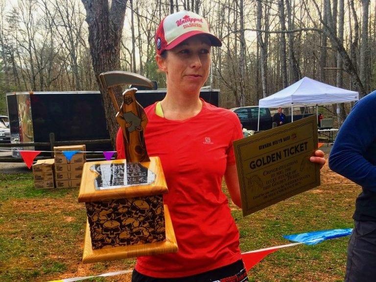 Aliza Lapierre - 2018 Georgia Death Race champion