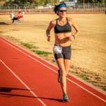 Gina Slaby - 100-mile world record sq
