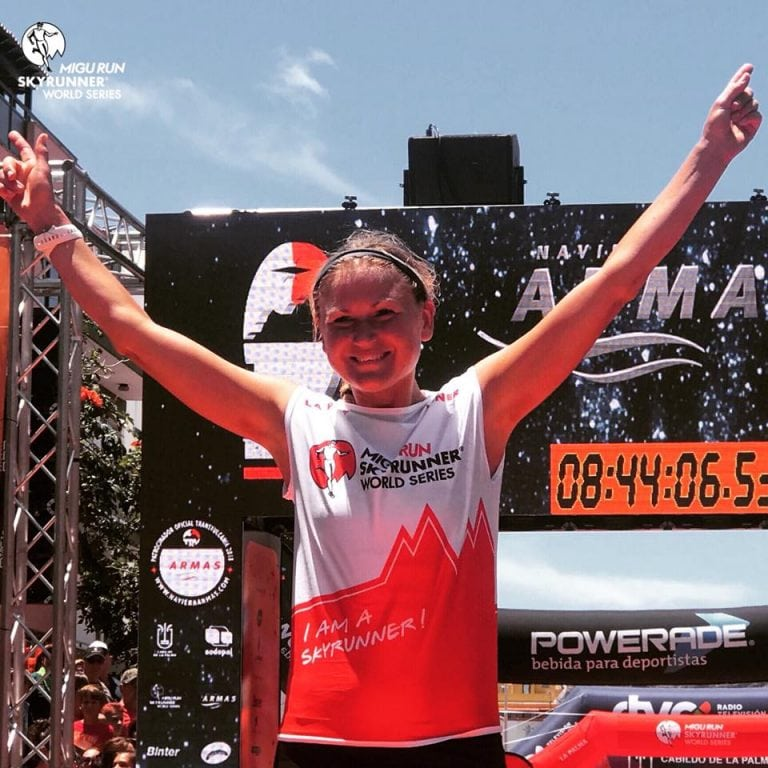 Ida Nilsson - 2018 Transvulcania Champion