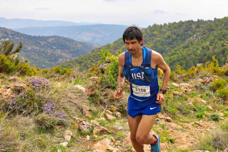 2018 Trail World Championship - Mario Mendoza