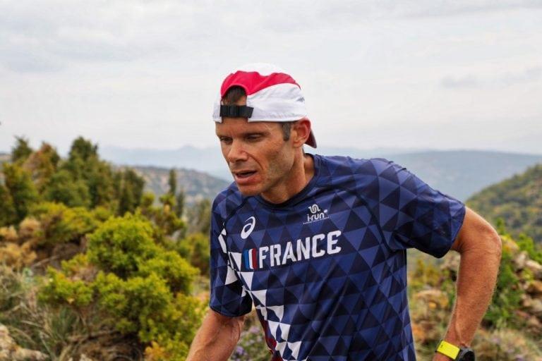 2018 Trail World Championship - Ludovic Pommeret