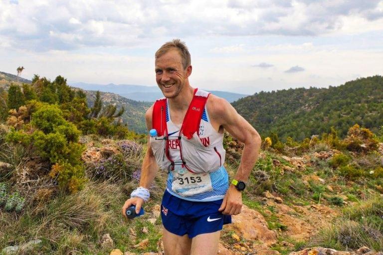 2018 Trail World Championship - Jonathan Albon