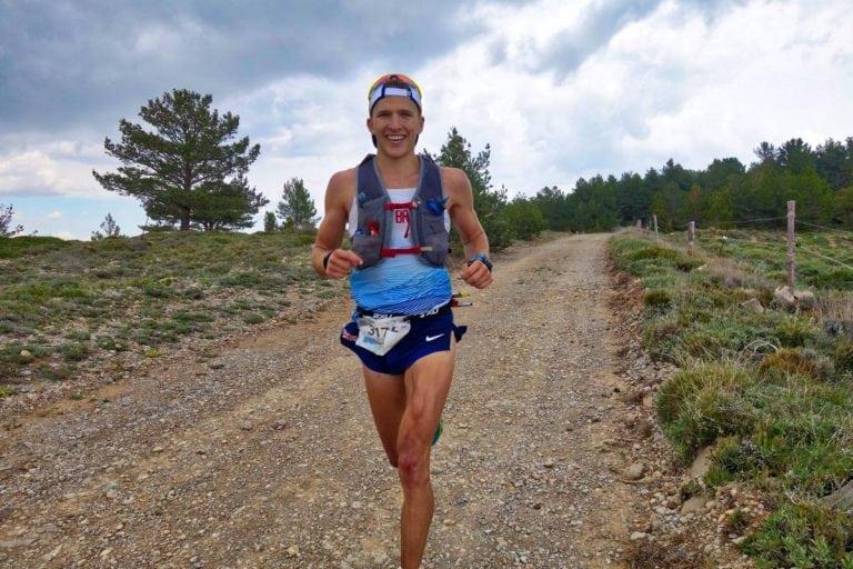 2018 Trail World Championship - Tom Evans