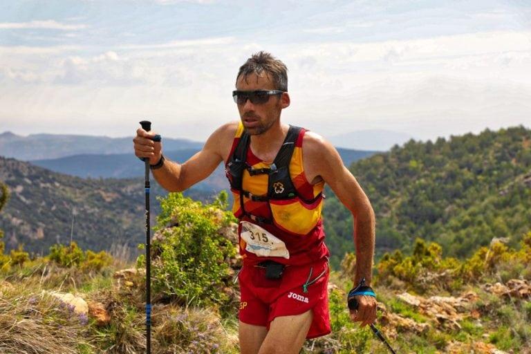 2018 Trail World Championship - Luis Alberto Hernando