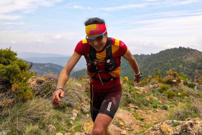 2018 Trail World Championships - Maite Maiora