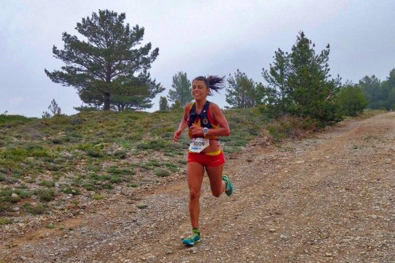 2018 Trail World Championships - Gemma Arenas