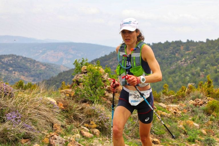 2018 Trail World Championships - Claire Mougel