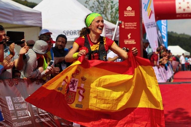 2018 Trail World Championships - Laia Cañes