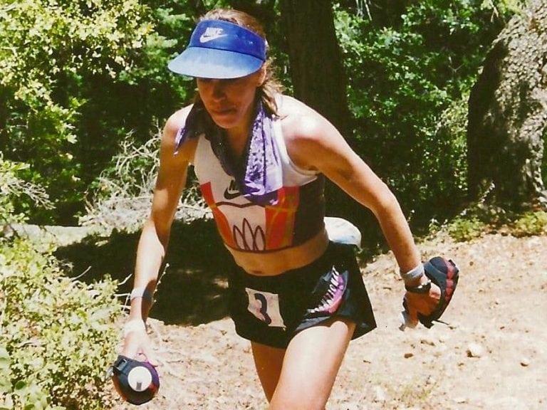 Ann Trason - 1994 Western States 100