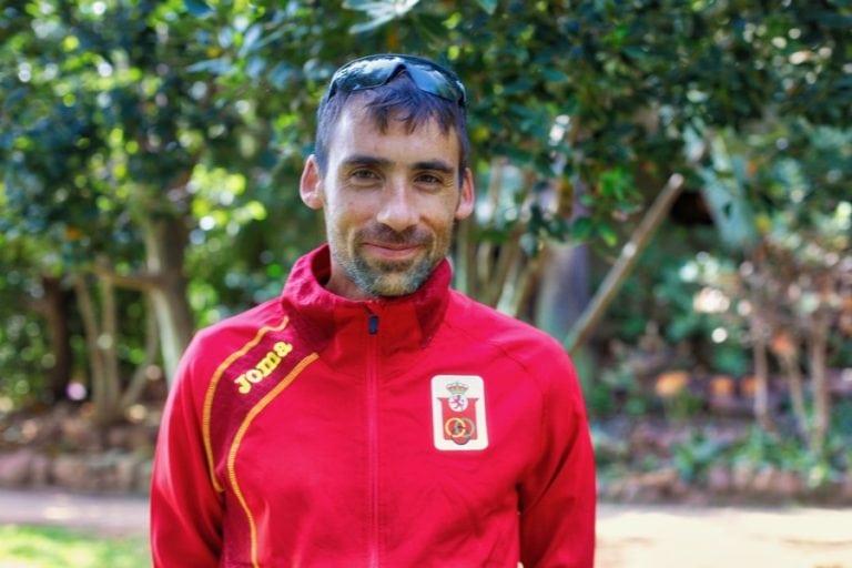 Luis Alberto Hernando - 2018 Trail World Championships