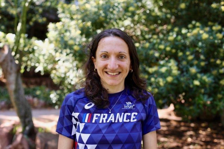 Adeline Roche - 2018 Trail World Championships