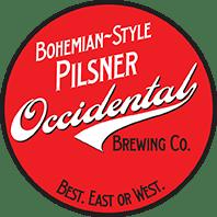 Occidental Brewing Company Pilsner