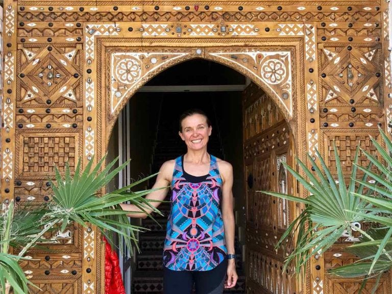 Magda Boulet - 2018 Marathon des Sables 10