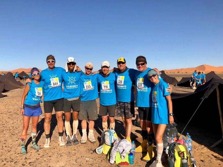 Magda Boulet - 2018 Marathon des Sables 9