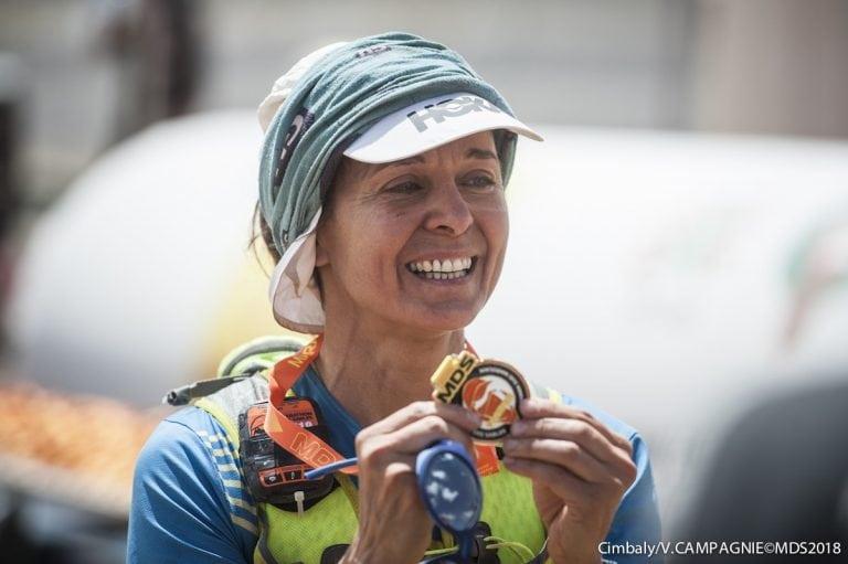 Magda Boulet - 2018 Marathon des Sables 8