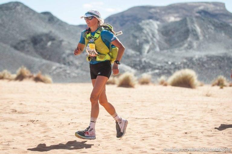 Magda Boulet - 2018 Marathon des Sables 7