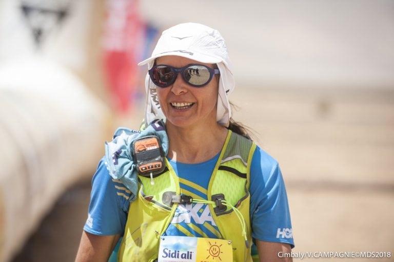 Magda Boulet - 2018 Marathon des Sables 6