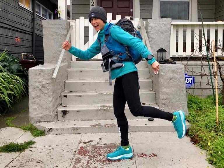 Magda Boulet - 2018 Marathon des Sables 1