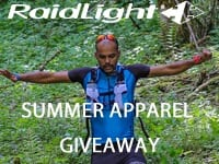 RaidLight Summer Apparel Kit Giveaway (US & Europe Only)