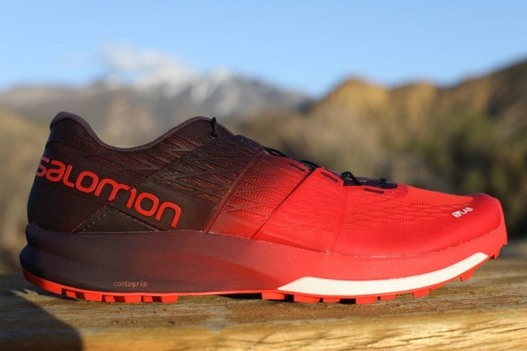 Salomon S-Lab Ultra lateral view