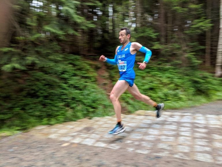 Alessandro Rambaldini - 2018 World Mountain Running Association Long Distance Championships champion