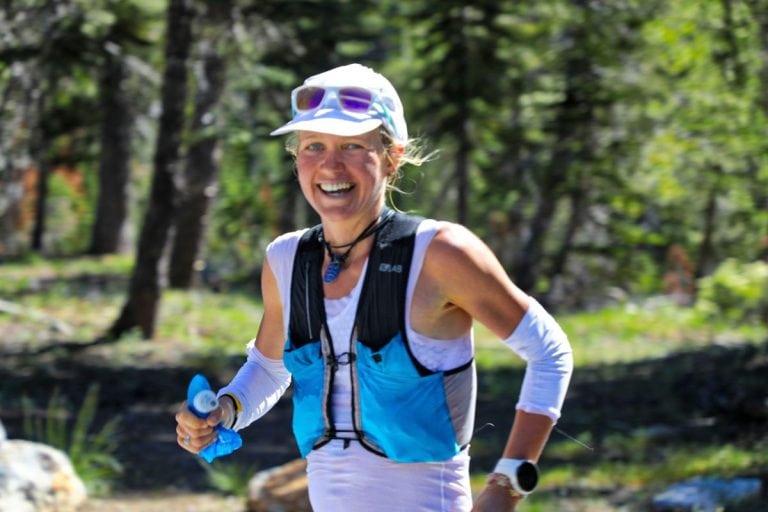 2018 Western States 100 - Lucy Bartholomew - Robinson Flat