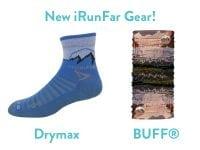 New iRunFar Gear: Drymax Socks and BUFF® Multifunctional Headwear (and New Store!)