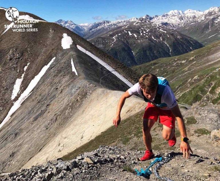 Petter Engdahl - 2018 Livigno Skymarathon champion