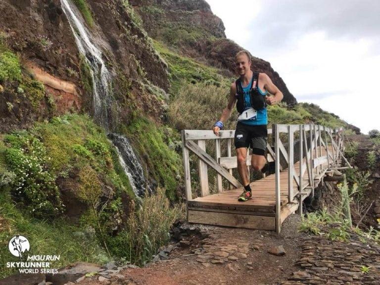 Jonathan Albon - 2018 Ultra Skymarathon Madeira champion