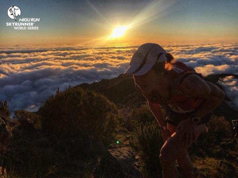 Ragna Debats - 2018 Ultra Skymarathon Madeira champion
