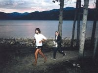 Anton Krupicka and the 2006 Leadville Trail 100