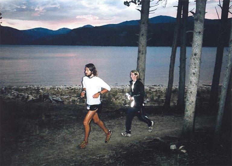 Anton Krupicka - 2006 Leadville Trail 100 Mile