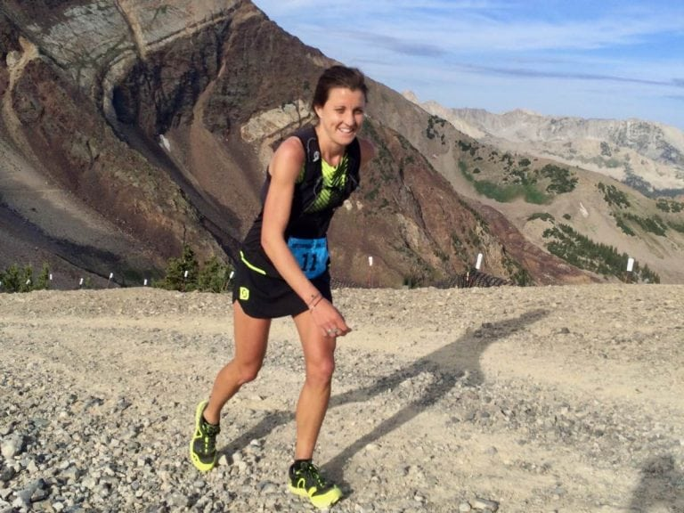Ruth Croft - 2018 Speedgoat 50k champion