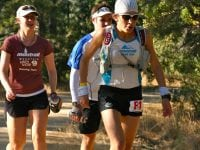 Ellie Greenwood and the 2012 Western States 100