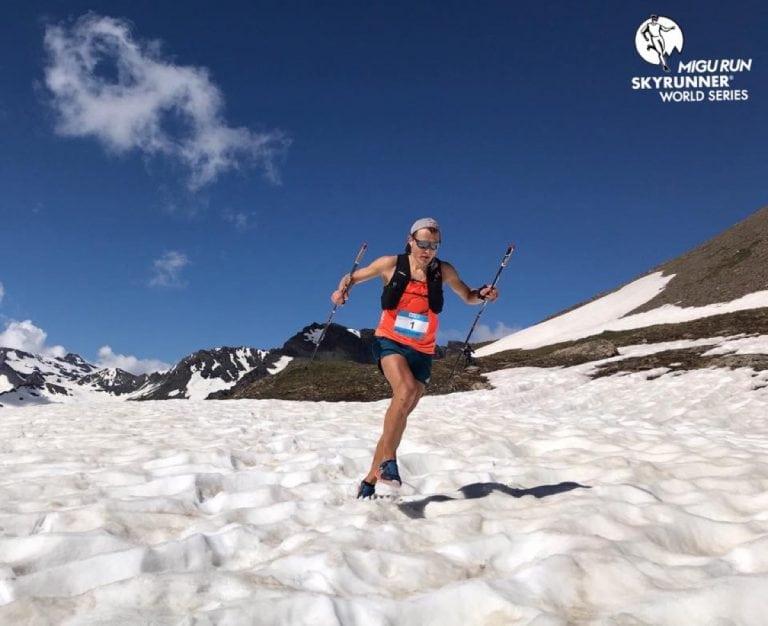 Dmitry Mityaev - 2018 High Trail Vanoise champion