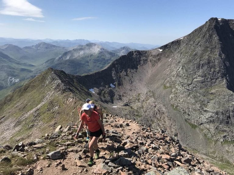 Nicky Spinks - 2018 Double Ramsay Round