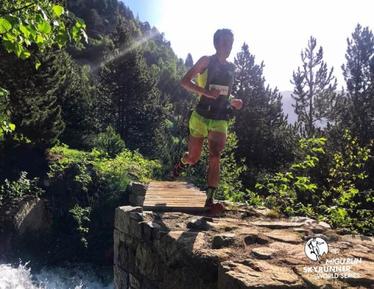 Marc Pinsach - 2018 Buff Epic Trail 42k champion