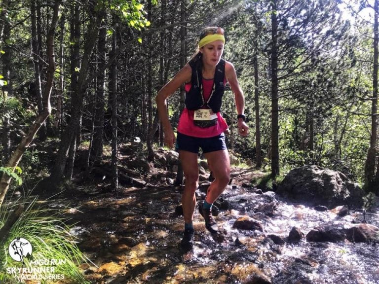 Holly Page - 2018 Buff Epic Trail 42k champion