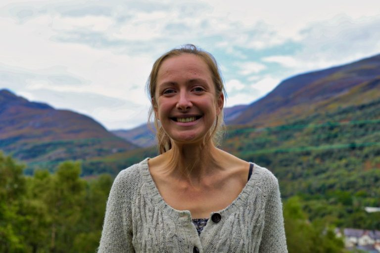 Holly Page - 2018 Ring of Steall Skyrace