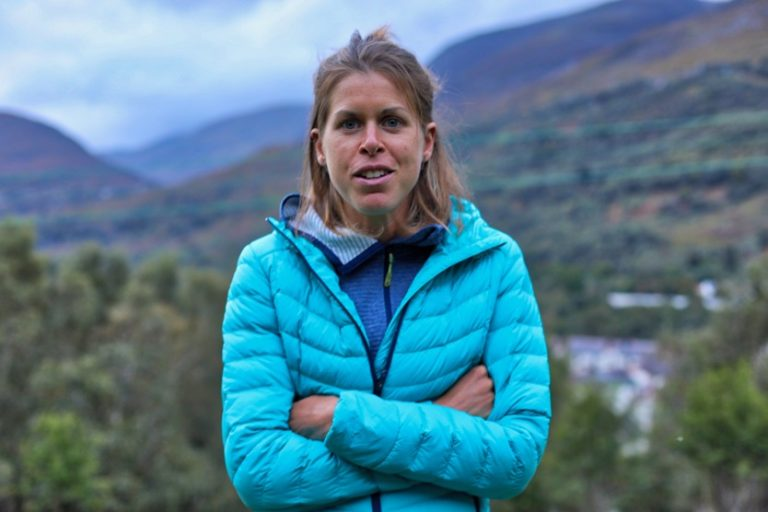 Laura Orgué - 2018 Ring of Steall Skyrace