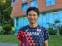 Nao Kazami Pre-2018 IAU 100k World Championships Interview