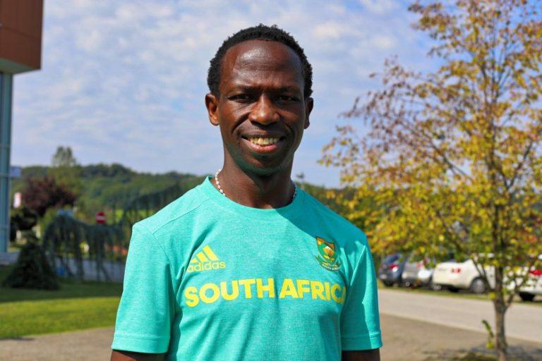Bongmusa Mthembu - 2018 IAU 100km World Championships