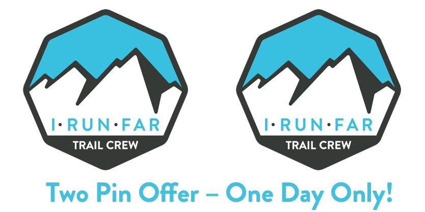 iRunFar Two-Pin Offer