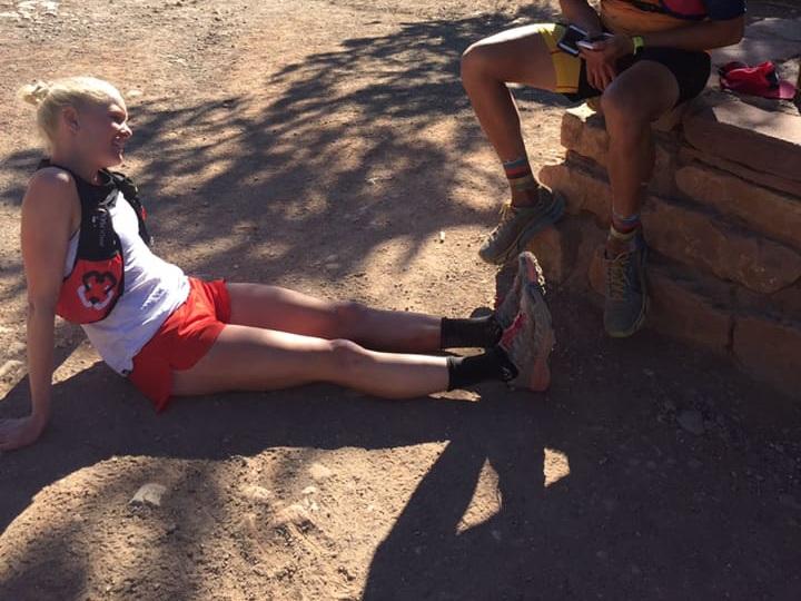 Taylor Nowlin - 2018 Grand Canyon R2R2R Womens FKT