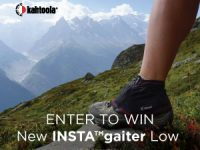 Kahtoola INSTAgaiter Low Giveaway (US Only)