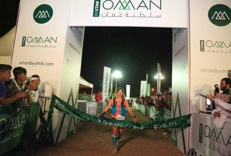2018 Oman by UTMB - Anna-Marie Watson